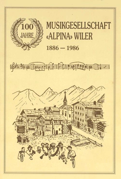 100 Jahre Alpina Wiler
