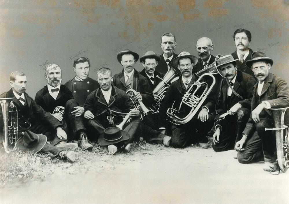 Gründung 1886