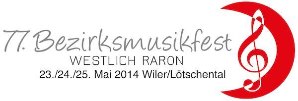 77. Bezirksmusikfest 2014